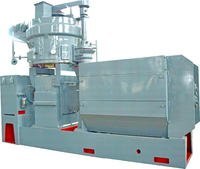 安粮多功能榨油机SYZX24型双螺杆榨油机