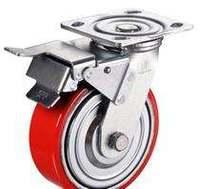 活动脚轮怎么安装