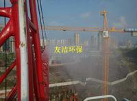 遵义工地安装塔吊喷淋设备